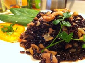 orez negru venera